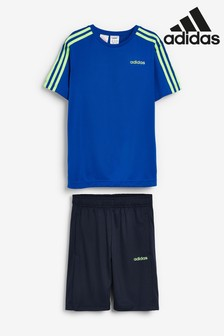 adidas T-Shirt And Short Set