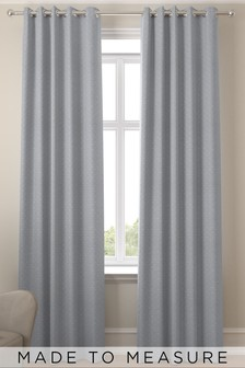 Windsor Dove Grey Made To Measure Curtains