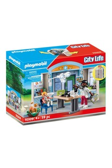 Playmobil® Play Box Vet Clinic