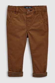 Lined Chinos (3mths-6yrs)