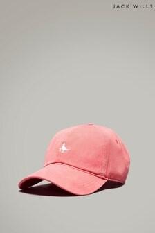 قبعة كاب وردي Enfield من Jack Wills