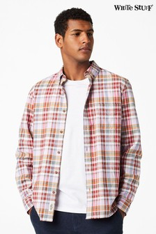 White Stuff Sankara Check Shirt