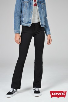 Levi's® 711™ Black Boot Cut Jean