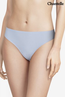 Chantelle Weicher Stretch-Tanga, Eisblau