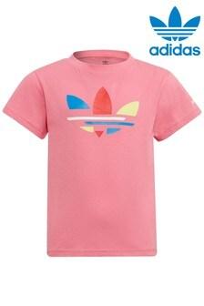 adidas Originals Little Kids Adicolour T-Shirt