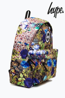 Hype. Orange Persian Dream Backpack