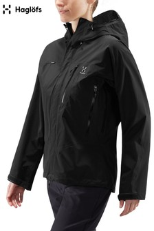 Haglofs Black Astral Jacket