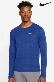 Nike Dri-FIT Miler Long Sleeve Running T-Shirt