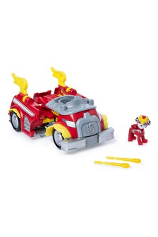 PAW Patrol Marshalls Powered Up Fire Truck