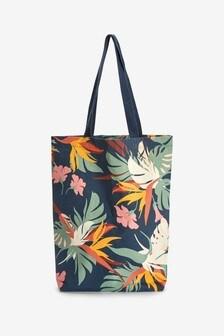 Reusable Canvas Bag-For-Life