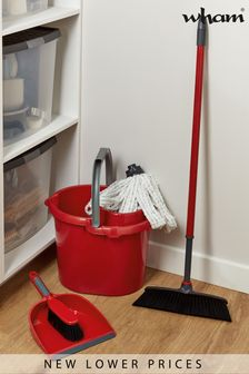 Mop And Brush Cleaning Set by Wham