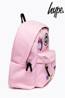Hype. Pink Star Backpack