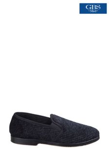 GBS Blue Lonsdale Twin Gusset Slippers