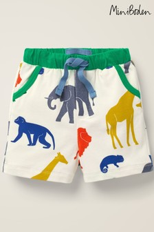 Mini Boden Multi Essential Jersey Shorts