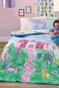 Princess Castle Bed Set