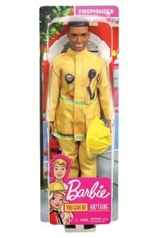 Ken Firefighter Doll
