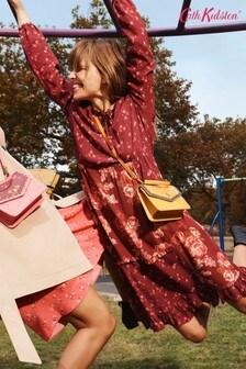 Cath Kidston® Purple Print Wimbourne Ditsy Dress
