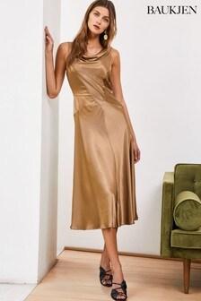 Baukjen Metallic Gwen Dress