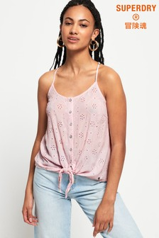 Superdry Emilie Tie Knot Cami