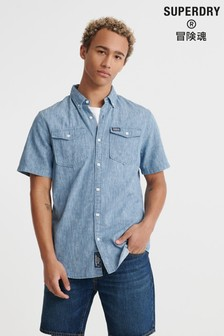 Superdry Loom Worker Shirt