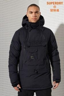Superdry Sport Freestyle Overhead Jacket