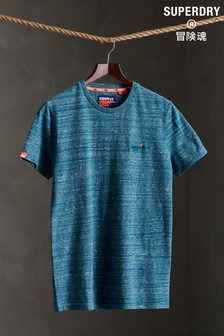 Superdry Sports Organic Cotton Vintage Embroidery T-Shirt