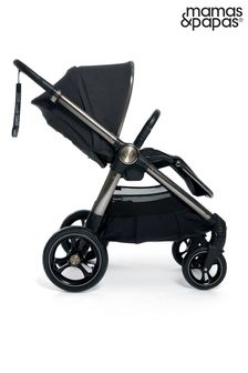 Ocarro Pushchair in Onyx by Mamas and Papas