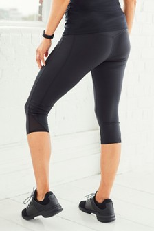 Technical Capri Leggings