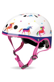 Micro Scooter Deluxe Unicorn Safety Helmet