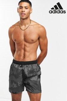 adidas Camo Swim Shorts