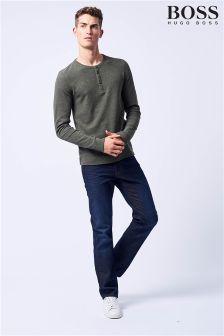 BOSS Straight Fit Orange 24 Jean