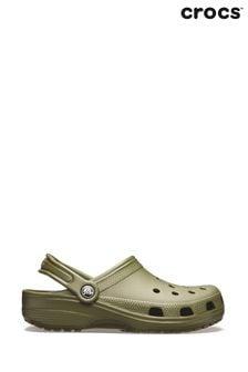 Crocs™ Green Classic Clogs