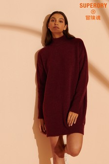 Superdry Hailey Knitted Dress