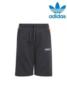 adidas Originals Black Adventure Shorts