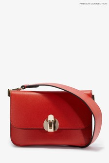 French Connection Red Canyon Rock Margot Trio Shoulder Bag