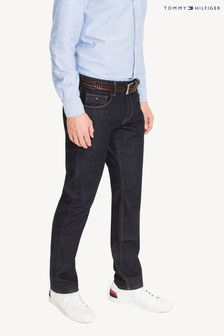 Tommy Hilfiger Blue Core Rinse Straight Denton Jeans