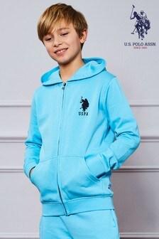 U.S. Polo Assn. Player 3 Zip Hoody