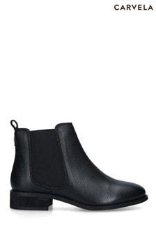 Carvela Black Stormy Boots