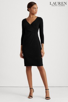 Lauren Ralph Lauren® Black Cleora Dress