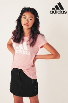 adidas Pink Must Have T-Shirt