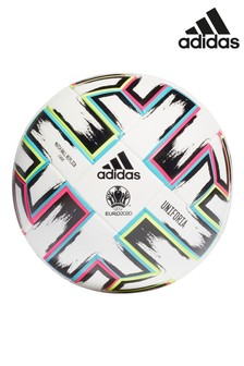 adidas White Euro 20 Box Football