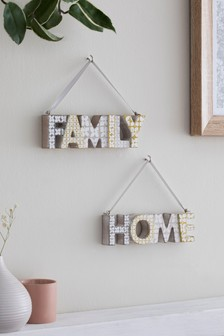 Family and Home Hanging Decoration