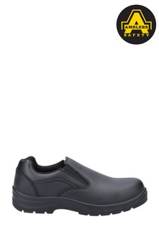 Amblers Safety Black AS716C Safety Shoes