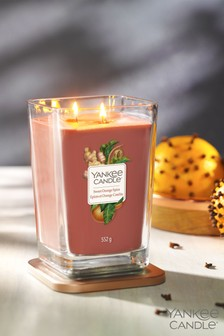 Yankee Candle Elevation Large Sweet Orange And Spice Candle