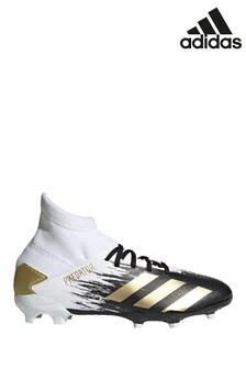 adidas Inflight Predator P4 Firm Ground Junior & Youth Football Boots