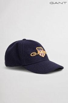 GANT Blue Archive Shield Cap