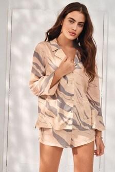 Savannah Miller Button Through Pyjamas