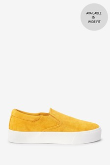 Chunky Slip-On Trainers