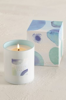 Sea Salt & Lemon Boxed Candle