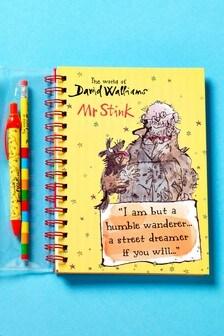 David Walliams Notebook